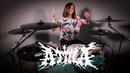 Attila Guilty Pleasure Drum cover