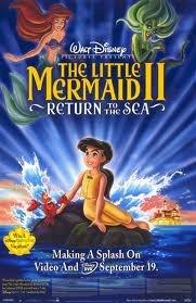Den lilla sjöjungfrun 2 - Havets hemlighet (2000)