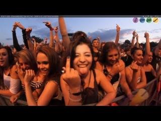 DONAUINSELFEST FM4 2012 Teil 2 - DOPE , LOOPTROOP ROCKERS