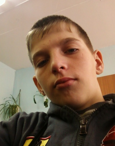 Сергей Гекендорф, 25 марта 1997, Омск, id198169071