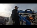 Проблема опускания люльки на автовышке Manotti GT22 10 не устранилась копаем дальше ремонт продолжается