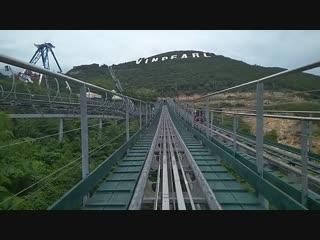 Нячанг.парк развлечений vinpearl amusement park.вьетнам 2018.