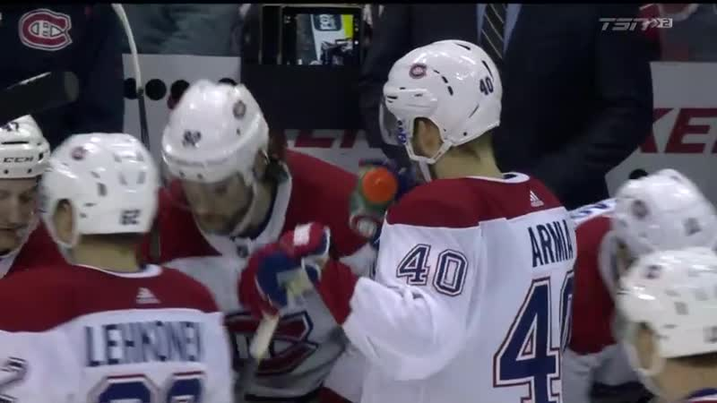Armia's empty-net tally