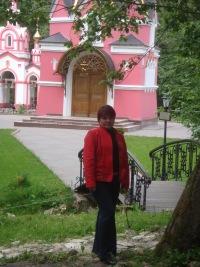 Ольга Егорова, 19 сентября , Москва, id114125796