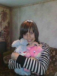 Кристина Симакова, 31 октября 1994, Москва, id40291308