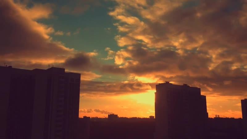 Небесные взрывы (музыка и эффекты – Данил Фролов)