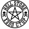 рок-магазин =HELL STORE= metal music shop