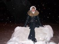 Татьяна Арисова(калугина), 25 мая 1983, Оренбург, id121994386