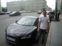 Андрей Ерашкин, Кок-Янгак