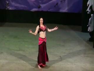Марьяна Савицкая, балади-ракс, Новогодний концерт 25.12.11