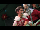 Робоцып: Джастин Бибер рождественская песня