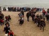 Туристический поход 2012 - весёлые старты