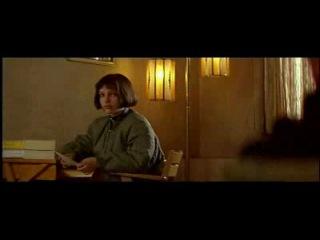 Удаленная сцена из фильма «Леон»: Матильда говорит Леону, что ей 18