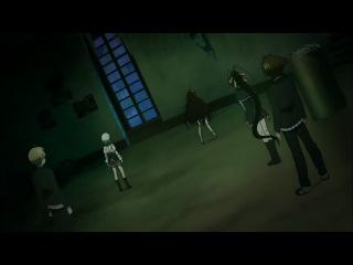 High School DxD / Старшая Школа: Демоны против Падших - 1 сезон 3 серия [Zendos & Eladiel & Lupin]