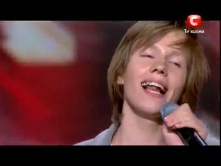 Песня из Титаника 2-мя голосами супер)))