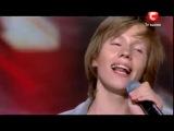 Владислав Курасов. прекрасное исполнение песни из Титаника