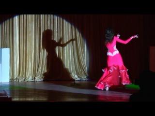 Козлова Анна. Танец Ираки.