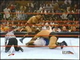 WWF RAW Mankind & The Rock vs The Big Show & The Undertaker - 30.08.1999