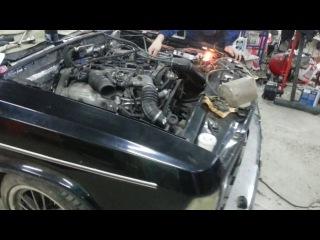 Первый запуск 2JZ-GTE ГАЗ 3102 DZEN-Garage