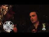 LIKE MOTHS TO FLAMES (interview) on CAPITAL CHAOS 2011