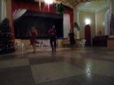 Увлекательный танец Кик