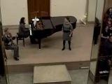 Мастер-класс от Тамары Дмитриевны Новиченко (педагог Анны Нетребко и Вероники Джиоевой).