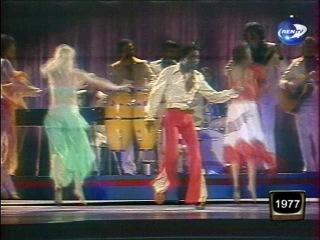 Afric Simone - Hafanana «амана кукарелла шала-ла-ла» (live 1977) ~ Clip