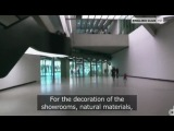 Museums 3. MAXXI (English Club TV)