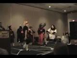Супер танец(косплей по Наруто(Akatsuki))