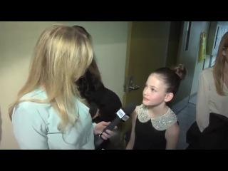Twilight Breaking Dawn Part 2 NY Premiere - Mackenzie Foy, Ashley Greene, Peter Facinelli Interview