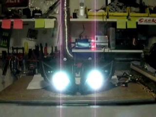 08-11 CBR 1000RR #3 55w HID - Bi-Xenon Projector Headlight Retro-Fit by Sick HIDs .com in Nor Cal