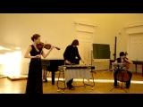 И.С.Бах органно-хоральная прелюдия f-moll