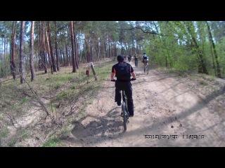 Открытие велосезона 2013. Выбор дороги