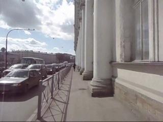 Как не надо делать фильм. Или Аничков мост, кони и дворец.
