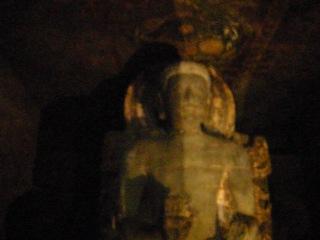 Буддистские пещеры Аджанты 2