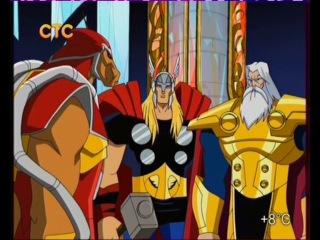Мстители: Величайшие герои Земли. Сезон 2. Серия 8