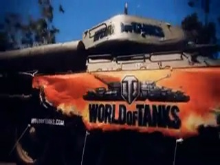 T-34 в Лос-Анджелесе ( World of Tanks на выставке Е3 ) 2011
