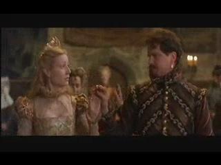 Влюбленный Шекспир. Сцена бала