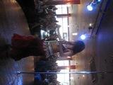Шемякина Мария- танец с кинжалами