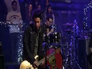 Chevelle - Letter From A Thief (Live From Late Night 14-12-09)