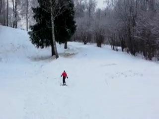 Открытие горнолыжного сезона 2012-13
