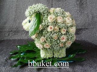 Русский букет спб цветы