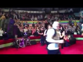 Финал концерта Софии Ротару в Перми 6 апреля 2013 г.