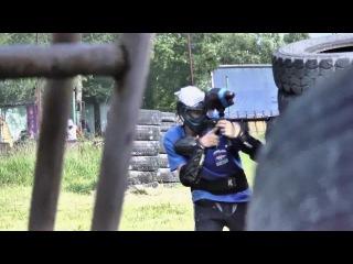 Тактический пейнтбол в Междуреченске