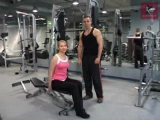 Гимнастика для подтягивания мышц живота