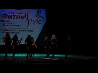 Шоу балет Андреналин ФК Пластилин