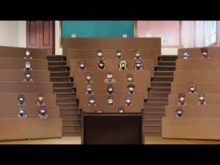 Akane-Iro ni Somaru Saka [TV] / Холм в багряных сумерках [ТВ] (1 серия) озвучка Scream