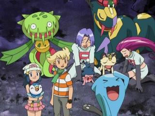 Покемон: Галактические битвы / Pokemon: Galactic Battles - 12 сезон 7 серия [580] (Озвучка)