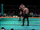 Nobuhiko Takada vs. Kazuo Yamazaki - UWF, 5 star match