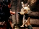 Советский мультфильм «Волк и телёнок» (1984)